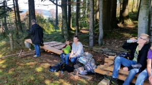 Jugendfahrt 2014 zum Alpsee Coaster: