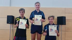 Kreiseinzelmeisterschaften Jugend 2017